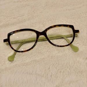 Designer Glasses | Anne et Valentin tortoise 🐢
